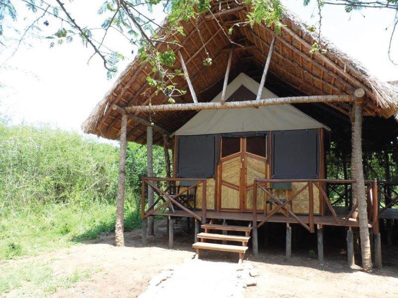 Queen Elizabeth Bush Camp