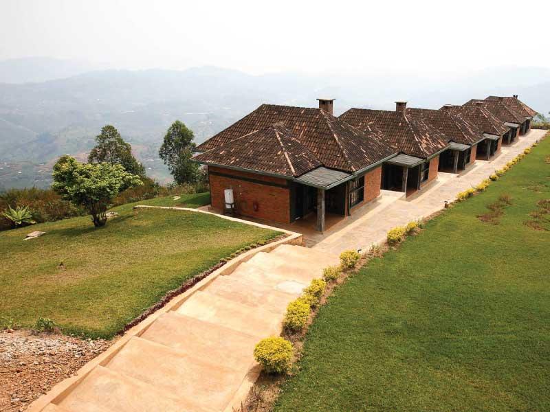 NYUNGWE TOP HILL HOTEL Rwanda