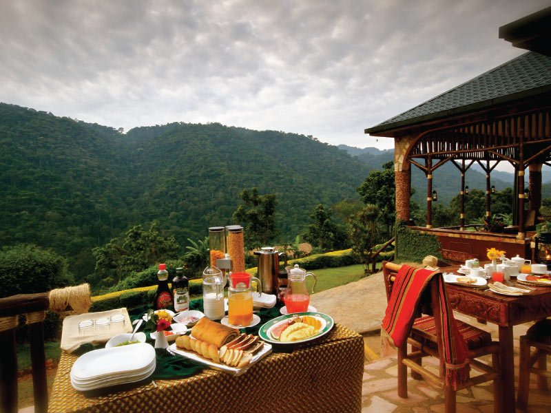 PARAA SAFARI LODGE - accommodation in murchison falls national park
