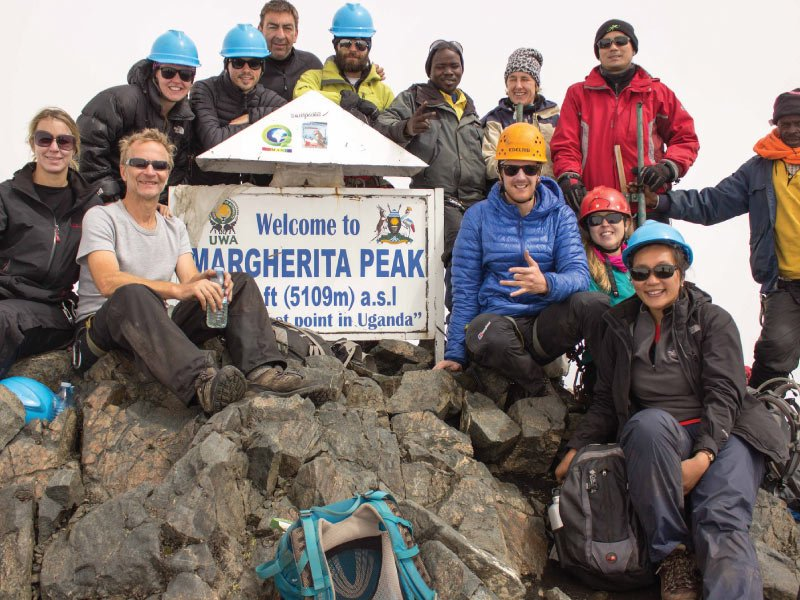 Rwenzori Mountains Hike - Margherita Peak