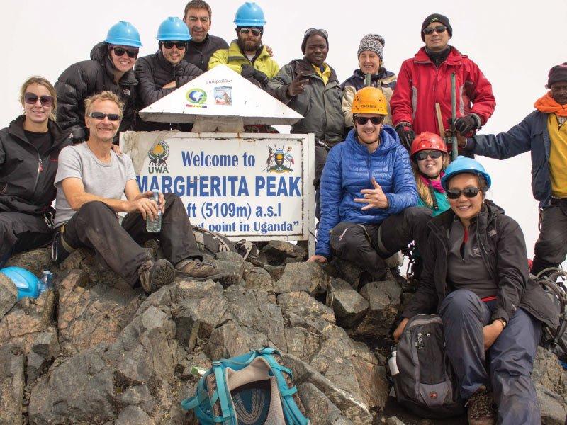 Rwenzori Mountains Hike - Margherita Peak