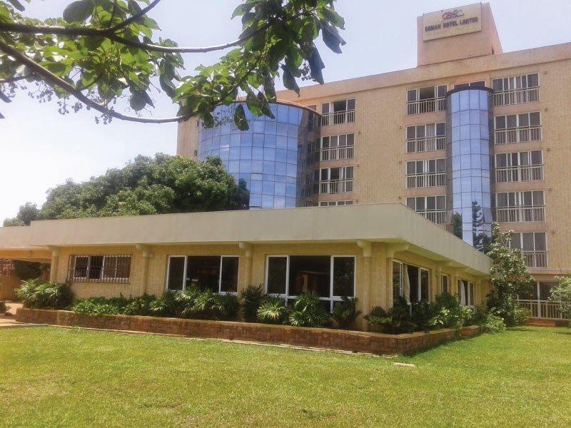 THE BOMAH HOTEL GULU UGANDA