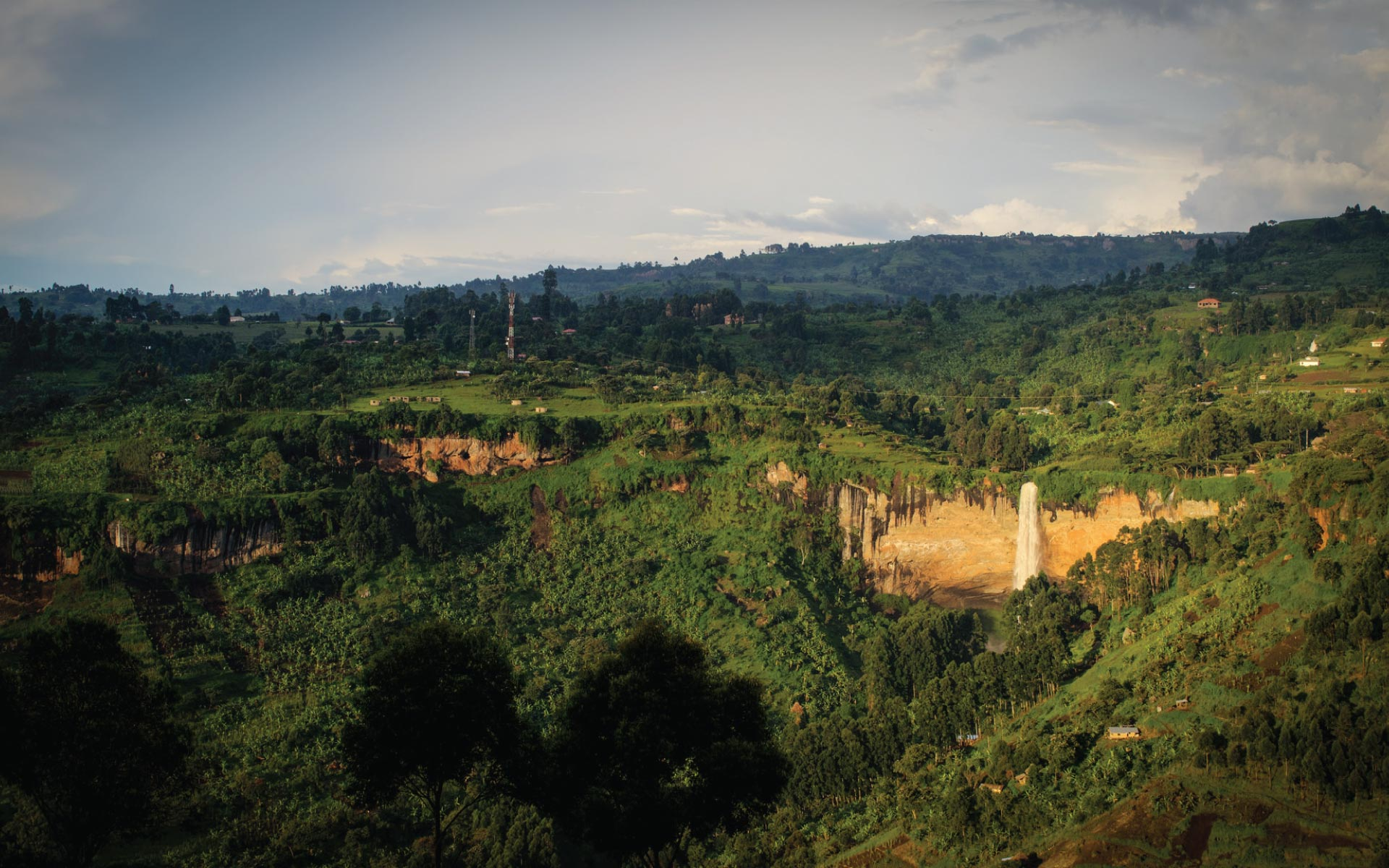 MT ELGON NATIONAL PARK, Uganda