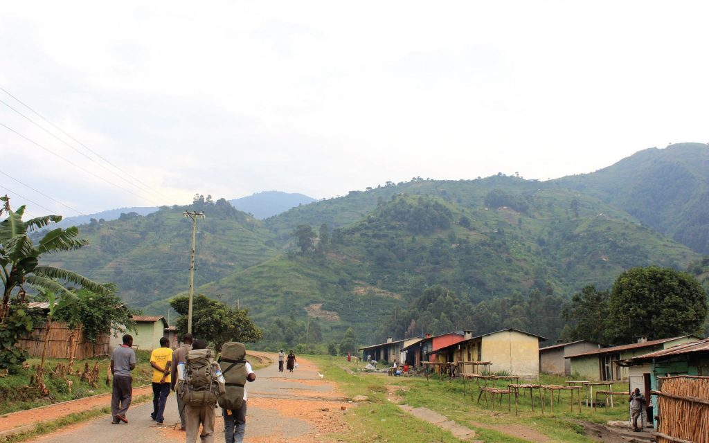 9 Days Hiking Rwenzori Mountains