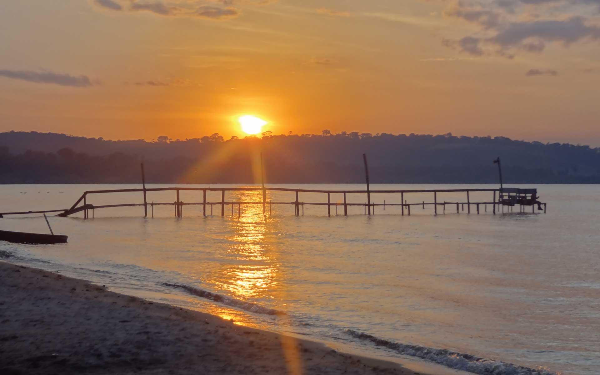 Entebbe Sunset